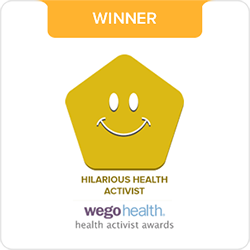 Winner Hilarious Health Activist